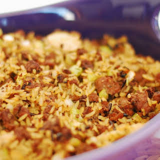 Beef and Rice Casserole.