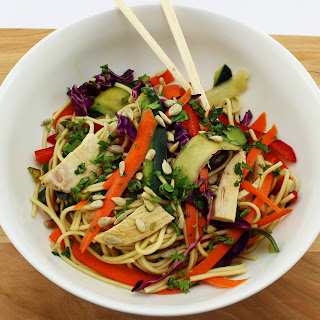 Tangy Asian Noodles Recipes