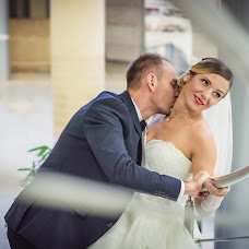 Wedding photographer Ákos Jurás (jurasakos). Photo of 11.11.2016