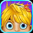 Hair Salon & Barber Kids Games Icon