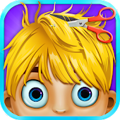 Hair Salon & Barber Kids Games