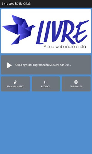 Livre Web Rádio Cristã