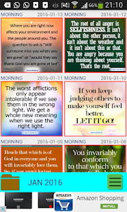 Inspirational Christian Quotes screenshot