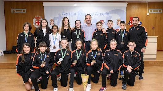 La EDM Zonasport consigue 13 medallas en el Campeonato de Andalucía de Taekwondo