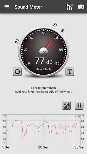 Sonómetro - Sound Meter Pro para Android
