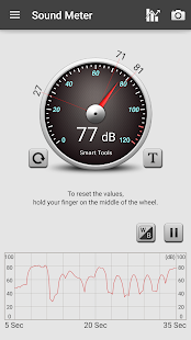 Sound Meter Pro Screenshot