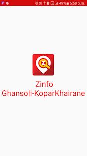 Zinfo Ghansoli KoperKhairane - náhled