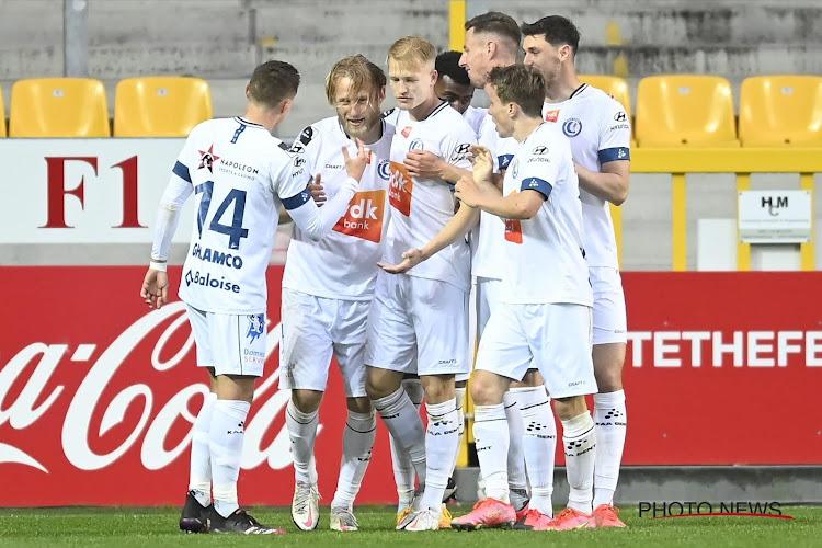 AA Gent maakt het tegen gehavend Mechelen af op slotspeeldag Europe Play-Off en gaat Europa in!