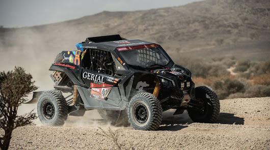Hinojo finaliza sexto en la 1ª y quinto en la 2ª etapa del Dakar