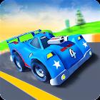 极端 童装 汽车 赛跑 游戏 2018 icon