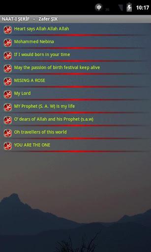 Naat-ı Şerif cheat hacks