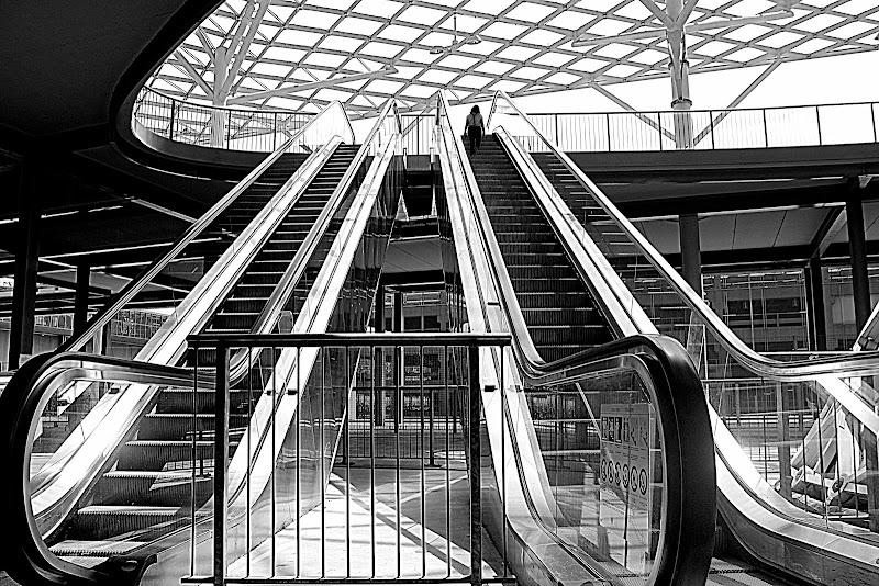 Centro commerciale. di Naldina Fornasari