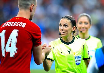 Historique : Stéphanie Frappart va devenir la première femme à arbitrer en Ligue des Champions