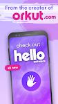 screenshot of hello.com