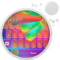 Colorful Teclado icon