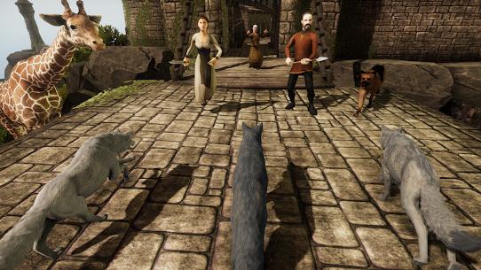 Ultimate Wolf Simulator Mod Apk 2