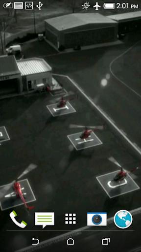 直升机视频壁纸
