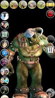 Screenshot of Talking Ork