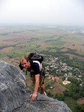 Photo: Top of Wat Suwannahong, nr Lop Buri, Thailand