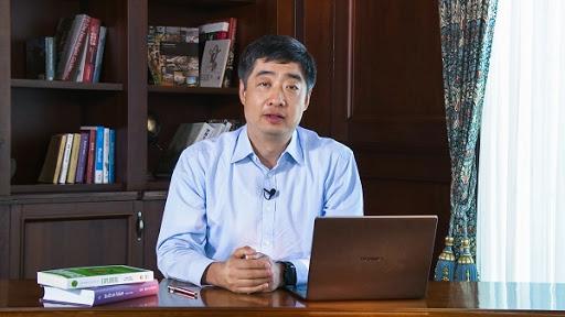 Huawei Deputy Chairman Ken Hu.