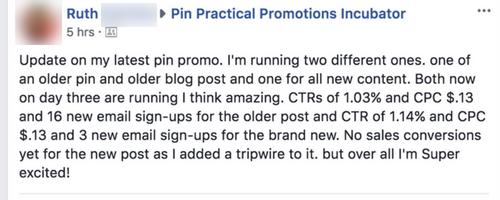 Pin Practical Promotions Testimonial