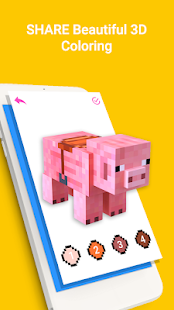 Color By Number 3D - Pixel Art & Number coloring – Apps bei Google Play
