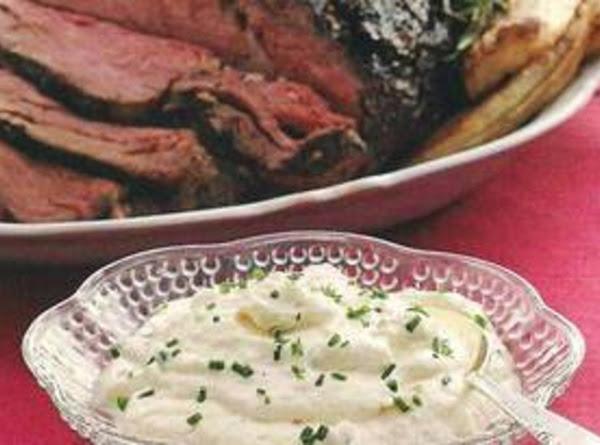 Horseradish Dijon Cream Recipe
