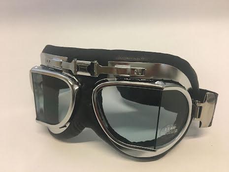 Vintage Mc-glasögon med anti-fog system