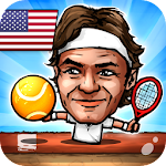 Puppet Tennis-Forehand topspin Icon