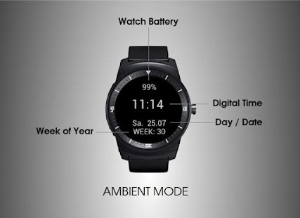 Watch Face PIXXWATCH- screenshot thumbnail