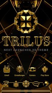 TRILUS Next Launcher 3D Theme v4.65 APK [Latest] 4