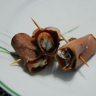 Beef Cream Poppers