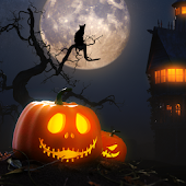 Happy Halloween Live Wallpaper