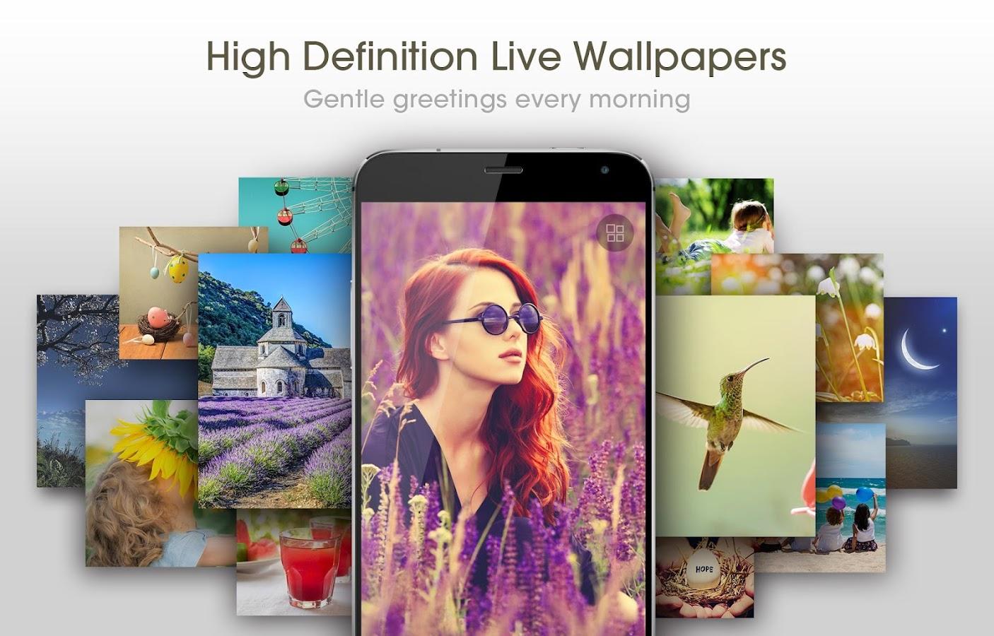 Hd wallpaper app - Zui Wallpaper Hd Live Images Screenshot