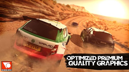 Rally Racer Drift APK screenshot thumbnail 3