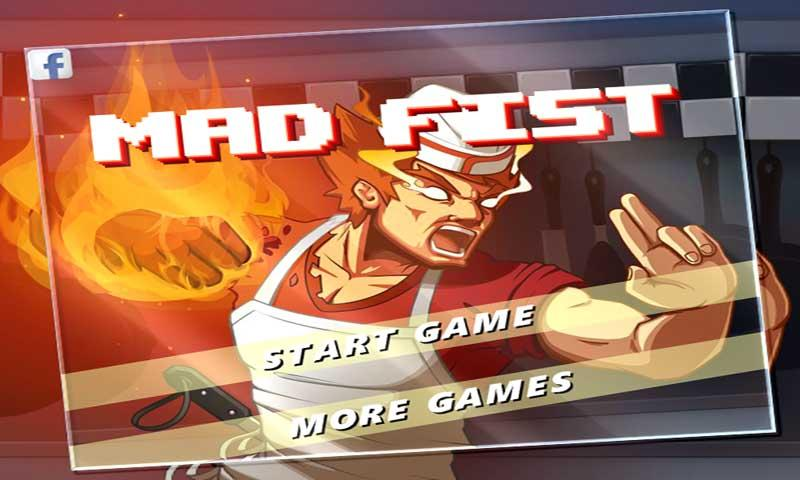 android Mad Fist Screenshot 0