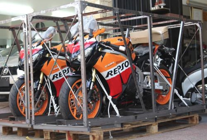 Repso motorcycle