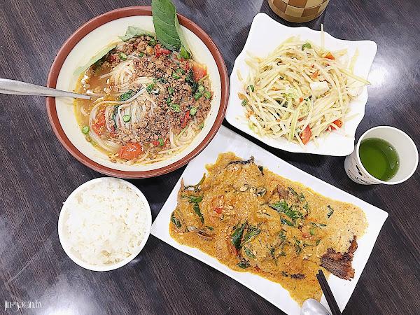 吳哥窟風味小吃、吳哥窟柬泰雲風味料理|味美平價大份量柬埔寨料理,柬式爆蛋必吃!慶城街人氣美食、南京復興站美食