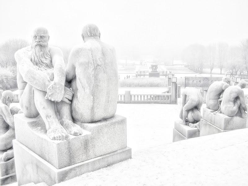 Bianco ghiaccio  di Gianluca Presto