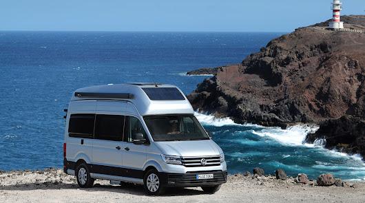 Prepárate para la aventura con la nueva VW Grand California