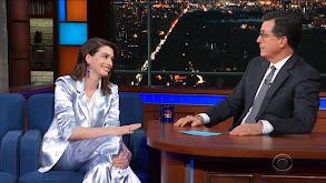 Anne Hathaway; Ari Melber thumbnail
