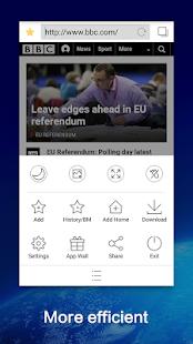 Webový prohlížeč a Explorer - náhled