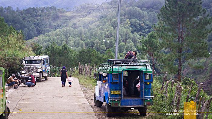 Maligcong Sitio Fang Arao Mountain Province