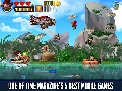 Ramboat: Shoot and Dash v3.8.1 Mod Money