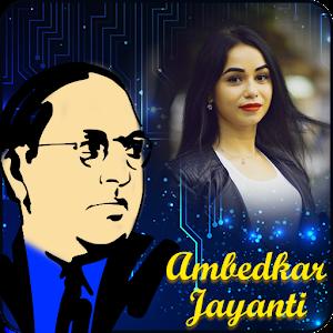 Ambedkar Jayanti Photo Frames