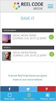 Screenshot of Reel Code Media™