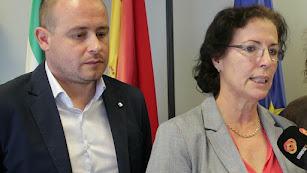 Antonio Martínez y Gracia Fernández.