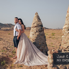 Wedding photographer Natalya Matlina (natalysharm). Photo of 23.04.2018