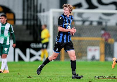 Youth League : les U21 du Club de Bruges surprennent Leipzig !