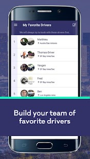 Wingz - Your Trusted Driver- screenshot thumbnail
